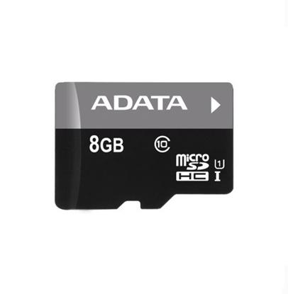 Adata microSDHC/SDXC UHS-I Class10-8GB