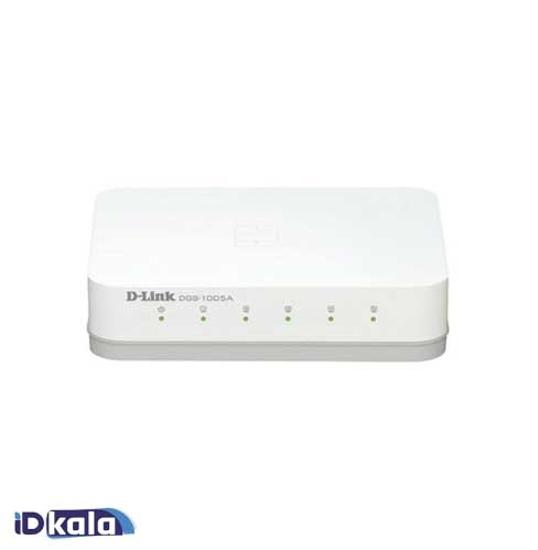 D-Link Switch DES-1005A