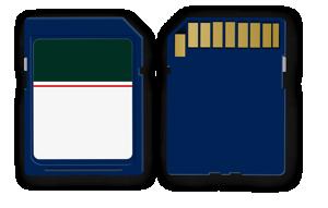 تصویر برای دسته کارت حافظه
