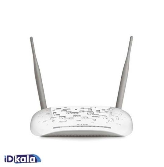 TP-LINK TD-W8961N_V1 ADSL2 Plus Wireless N300 Modem Router
