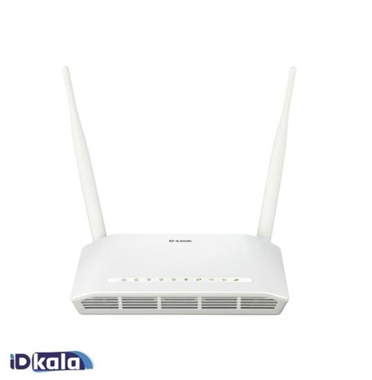 modem D-LINK N300 DSL2750U