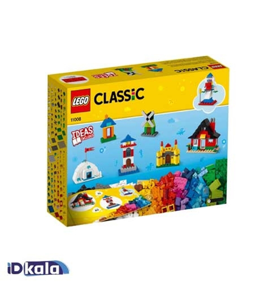 لگو سری Classic مدل Bricks and Houses 11008