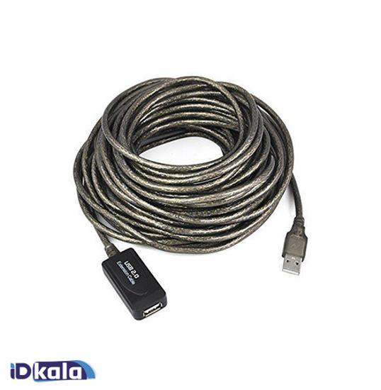 کابل افزایش 10 متری (تقویت دار) USB