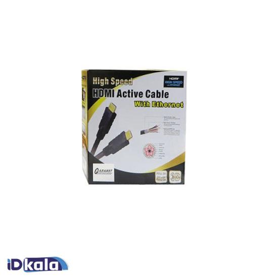 کابل HDMI فرانت طول 25 متر